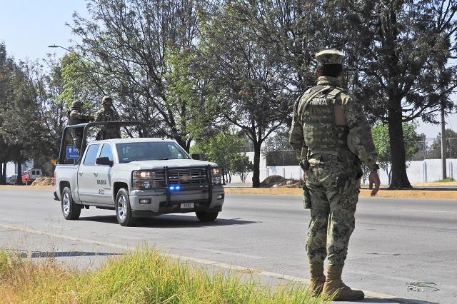 Emite AMLO decreto para que Ejército y Marina realicen tareas de seguridad pública