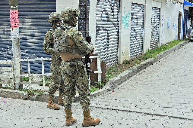 Confirma SGG incursión de la Marina en Palmarito Tochapan