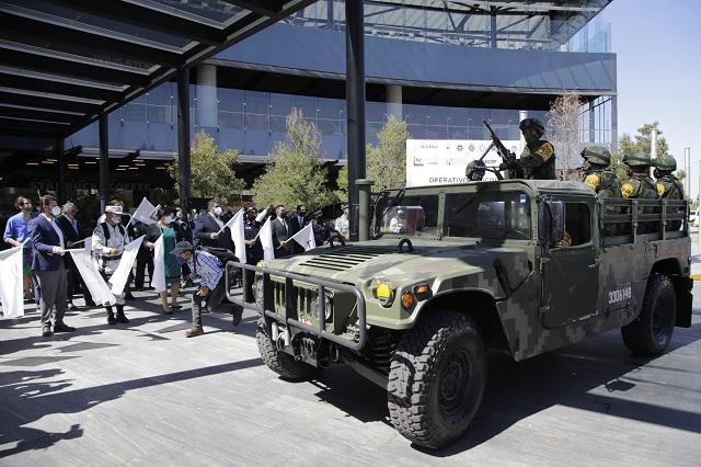 Cuidarán el Buen Fin 1,800 agentes en la zona metropolitana de Puebla