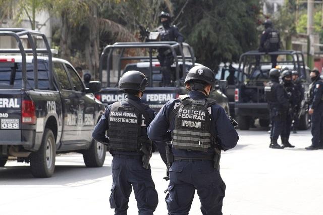 Amenazan de muerte Los Rojos a delegado de PF en Acatlán