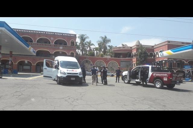 Intento de asalto en Federal a Atlixco alerta a policías