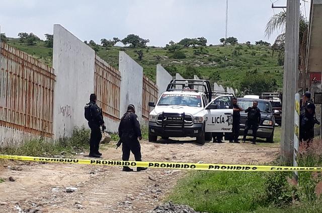 Hombre resulta herido tras operativo en Atlixco