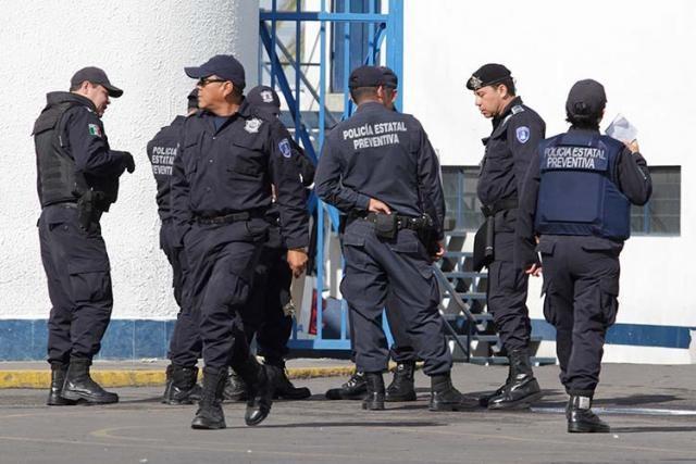 Arman operativos de seguridad para la jornada electoral en Puebla