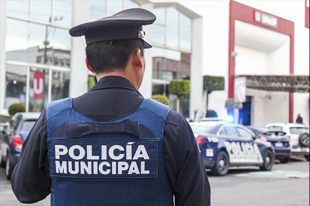 Declaran desierta licitación para uniformes de policías en Puebla