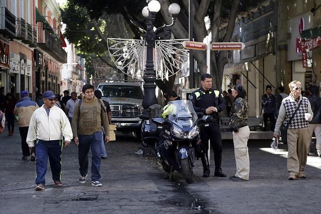 Comercio organizado de Puebla cazará inspectores corruptos