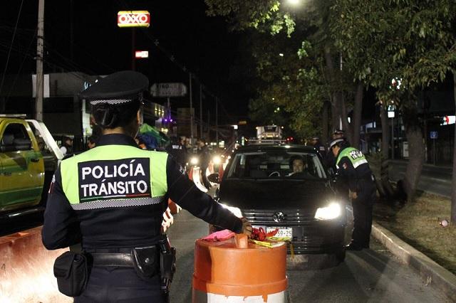 ¡Aguas!: Alistan alcoholímetros para la noche del Grito en Puebla