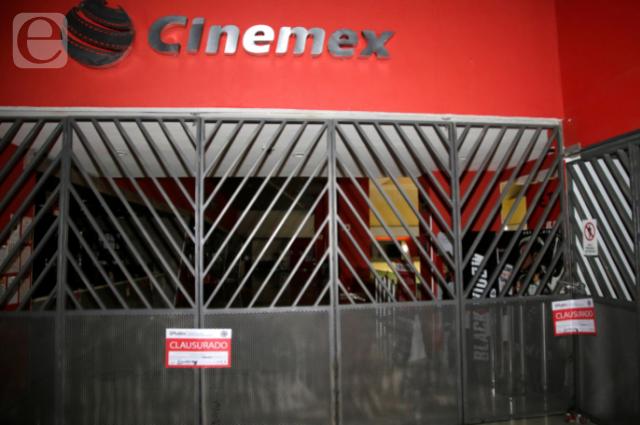Clausuran restaurantes y cines por violar decretos anti covid