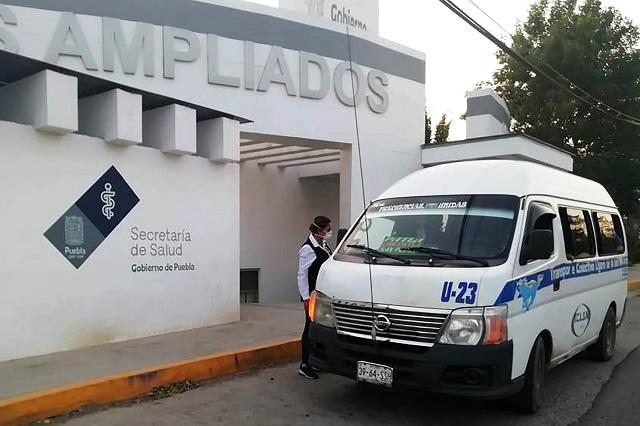 Nuevo record de contagios Covid registra Puebla en un solo día: 63