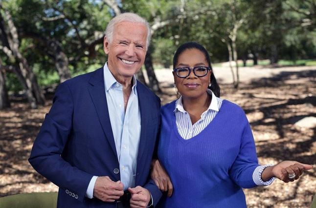 Oprah Winfrey niega pretensiones de postularse a la presidencia de EU