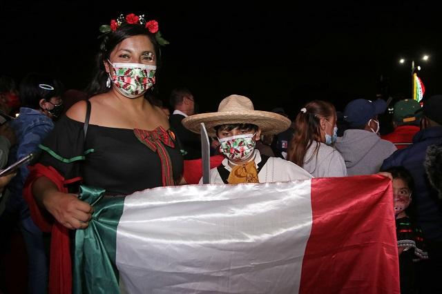 Mexicanos tienen alto sentido de pertenencia y orgullo nacional
