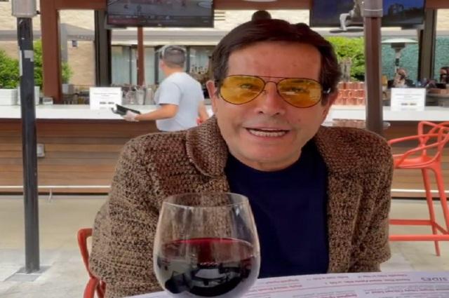 Pepillo Origel revela que fue víctima de robo en Los Ángeles