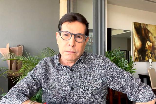 Juan José Origel estalla contra hater que lo comparó con la Tigresa