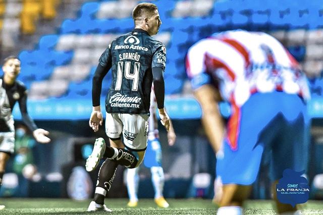 ¡A Selección Mexicana! Santiago Ormeño recibiría su primera convocatoria en marzo
