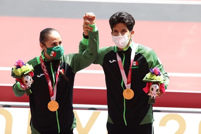 Mónica Rodríguez consigue oro y récord mundial en para atletismo