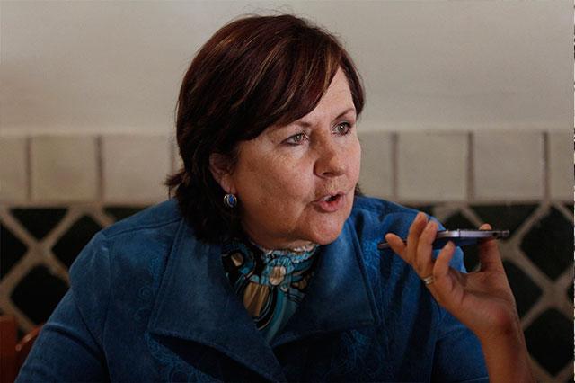 Plazo ideal para recabar firmas es de 45 días, dice Ana Tere