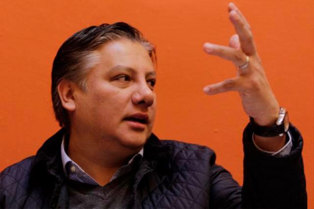 Porros del Edomex vienen a reventar elección, dice Morales