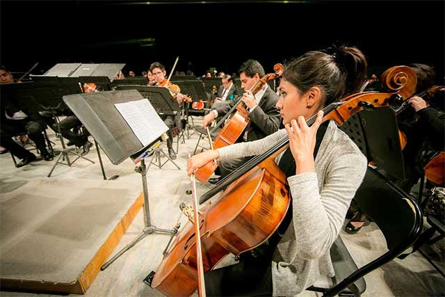 La Osbuap ofrecerá el concierto Páginas de violín
