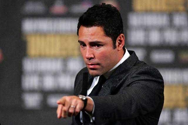 Óscar de la Hoya presume su fanatismo por Ricky Martin
