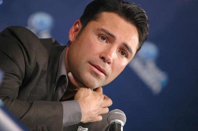 Demandan a Óscar de la Hoya por agresión sexual y violencia de género