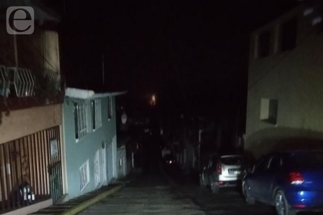 Reportan comunidades sin energía eléctrica en Zacapoaxtla
