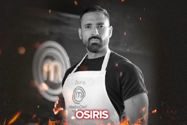 Eliminan a Osiris de MasterChef México: La Revancha