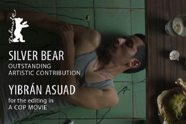 Una película de policías ganó el Oso de Plata en  la Berlinale