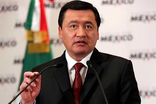Osorio Chong asegura que las campañas electorales fueron despiadadas