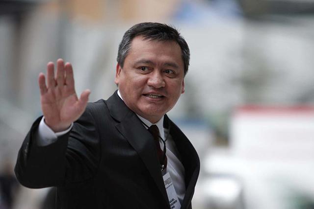 Adelantan que Miguel Ángel Osorio Chong se despedirá hoy de su equipo