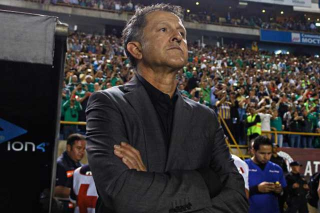Osorio es serio candidato para dirigir a Estados Unidos