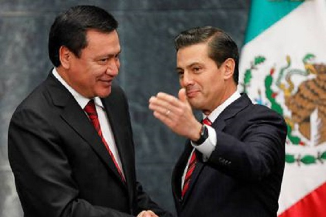 Osorio Chong niega compra y uso de Pegasus