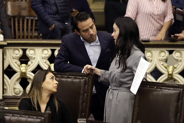 CPP infla bancada del PAN y pone de líder a Oswaldo Jiménez