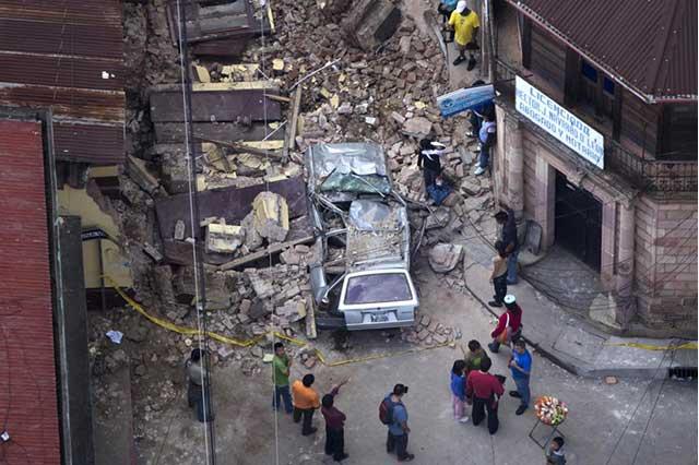 Reportan otro sismo de magnitud 5.1 en Tonalá, Chiapas