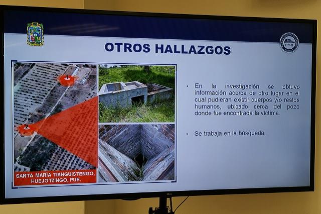 Sigue libre dueño de predio con fosas clandestinas en Huejotzingo