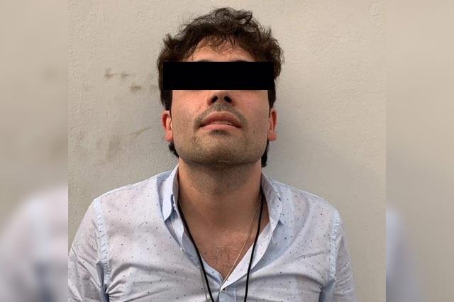 Critica CCE Puebla liberación del hijo del Chapo Guzmán