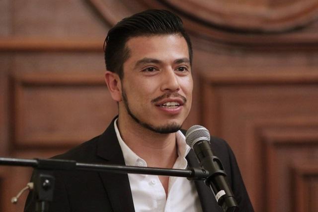 Gerardo Oviedo sustituye a Miguel Ángel Andrade en el IMACP