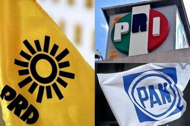 PAN inicia negociación electoral con el PRD en Puebla
