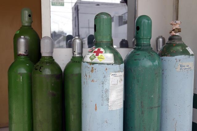 Tanques de oxígeno escasean en Atlixco