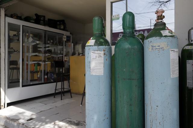 Atlixco necesita entre 90 y 100 tanques de oxigeno