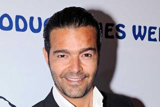 Pablo Montero orgulloso de que su hijo Daniel lleve su apellido