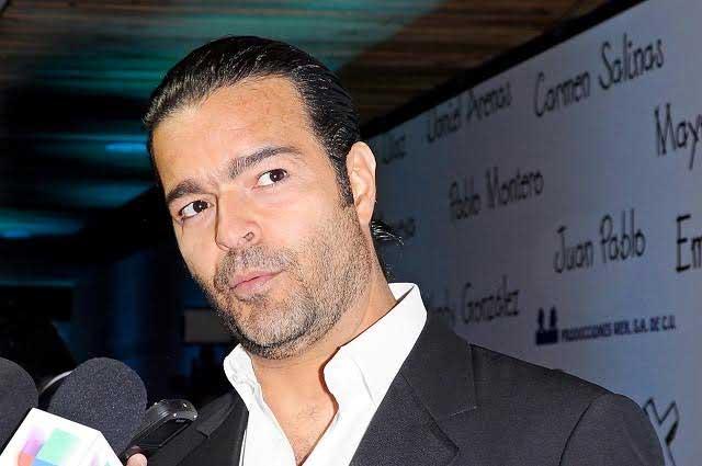 Corren a Pablo Montero de la telenovela El vuelo de la victoria