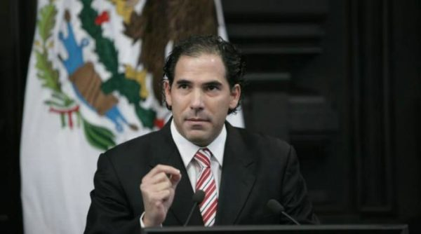 Pablo Escudero pide entregar dictamen sobre iniciativa de Ley de Seguridad Interior