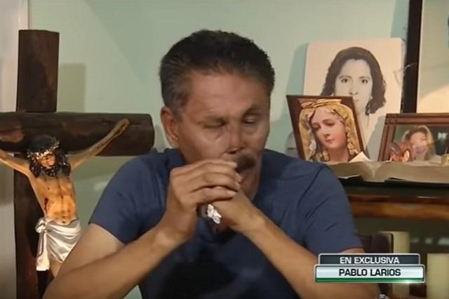 Ex portero del Puebla Pablo Larios esta grave en hospital