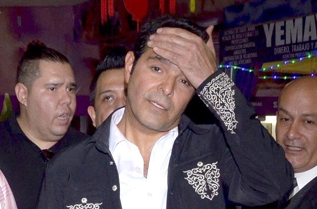 Pablo Montero sufrió jaloneos en Hidalgo y habla del gobernador