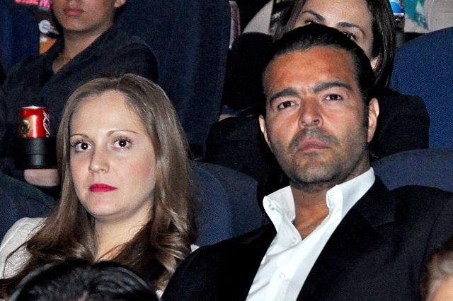 Ex esposa de Pablo Montero le pone una orden de restricción