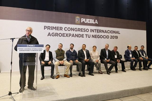 Pacheco Pulido inaugura Congreso Internacional de Productores