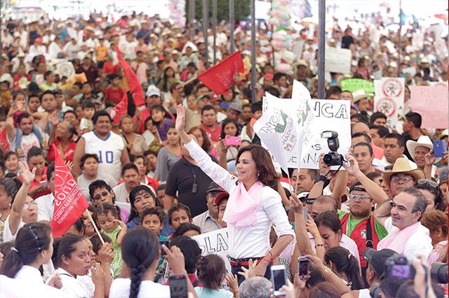 Anuncia Alcalá resistencia civil pacífica contra injerencia de RMV