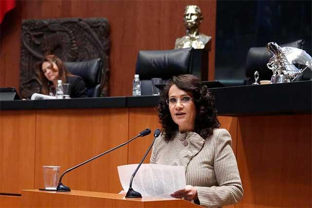 Padierna asegura que no pidió la coordinación del PRD en el Senado