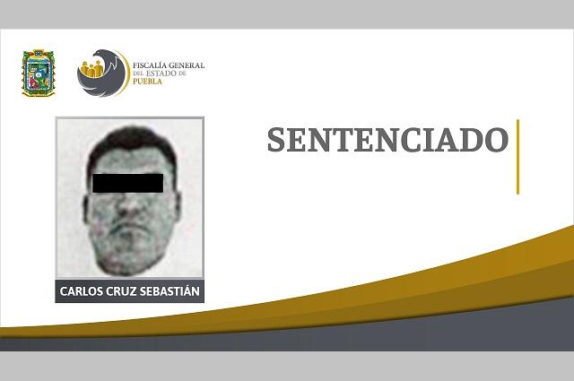 Sentencia de 12 años de prisión a padrastro violador en Puebla