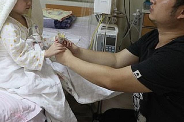 Ser novia, el sueño de niña de 4 años con cáncer terminal