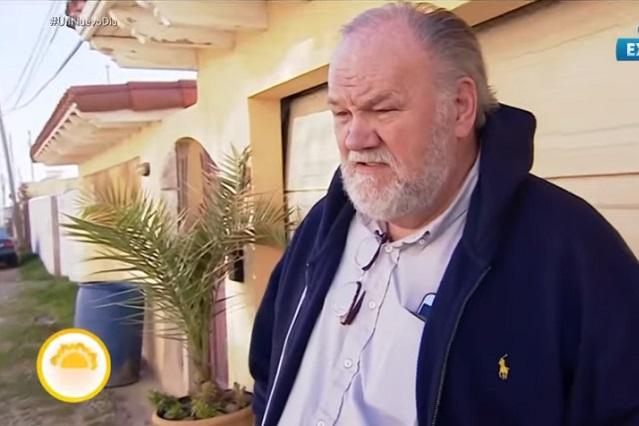 Padre de Meghan Markle está decepcionado de su hija y el príncipe Harry